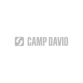 CAMP DAVID Logo Grau